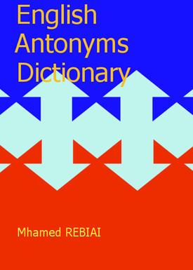 English Antonyms Dictionary