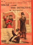 Oscar the Detective; Or, Dudie Dunne, The Exquisite Detective