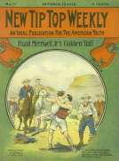 Frank Merriwell, Junior's, Golden Trail; Or, The Fugitive Professor