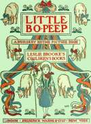 Little Bo-Peep: A Nursery Rhyme Picture Book