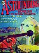 Astounding Stories of Super-Science February 1930
