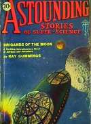 Astounding Stories of Super-Science, March 1930