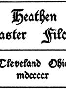 Heathen Master Filcsik