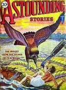 Astounding Stories,  August, 1931
