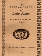The Life and Death of Doctor Faustus Made into a Farce