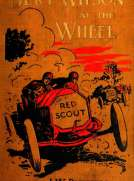 Bert Wilson at the Wheel