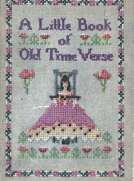 A Little Book of Old Time Verse: Old Fashioned Flowers
