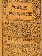 Matilda Montgomerie; Or, The Prophecy Fulfilled