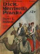 Dick Merriwell's Pranks; Or, Lively Times in the Orient