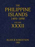 The Philippine Islands, 1493-1898: Volume 32, 1640