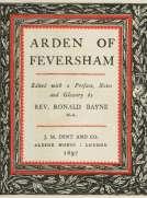 Arden of Feversham