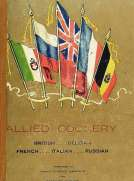 Allied Cookery British, French, Italian, Belgian, Russian
