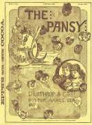 The Pansy Magazine, January 1886