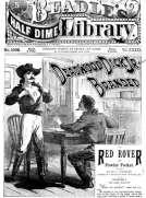 Deadwood Dick Jr. Branded; or, Red Rover at Powder Pocket.
