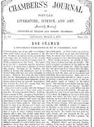 Chambers's Journal of Popular Literature, Science, and Art, No. 688