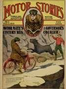 "Motor Matt's ""Century"" Run or, The Governor's Courier"