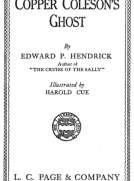 Copper Coleson's Ghost