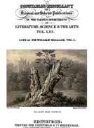 Life of Sir William Wallace of Elderslie, Vol. I (of II)