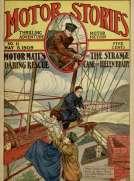 Motor Matt's Daring Rescue or, The Strange Case of Helen Brady