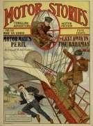 Motor Matt's Peril, or, Cast Away in the Bahamas Motor Stories Thrilling Adventure Motor Fiction No. 12, May 15, 1909