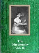 The Missionary; vol. III An Indian Tale