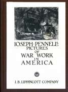 Joseph Pennell's Pictures of War Work in America Reproductions of a series of lithographs of munition works made by him with the permission and authority of the united states government, with notes and an introduction by the artist
