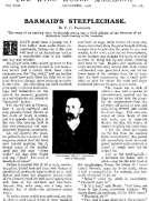 Wide World Magazine, Vol. 22, No. 128, November 1908