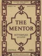 The Mentor: Butterflies, Vol. 3, Num. 12, Serial No. 88, August 2, 1915