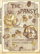The Pansy Magazine, Vol. 15, Dec. 1887
