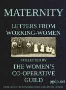 Maternity Letters from Working-Women