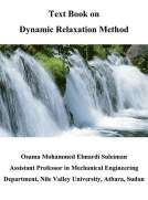 Text Book on Dynamic Relaxation Method