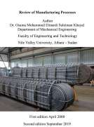 Review of Manufacturing Processes