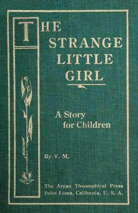 The Strange Little Girl A Story for Children