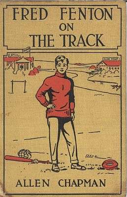 Fred Fenton on the Track; Or, The Athletes of Riverport School