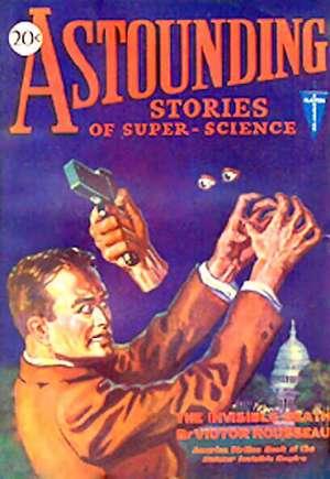 Astounding Stories of Super-Science, October, 1930