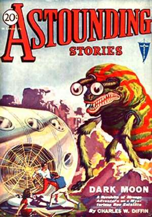 Astounding Stories, May, 1931