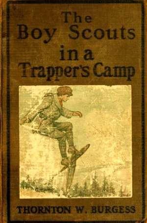 The Boy Scouts in A Trapper's Camp