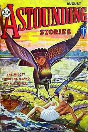 Astounding Stories,  August, 1931