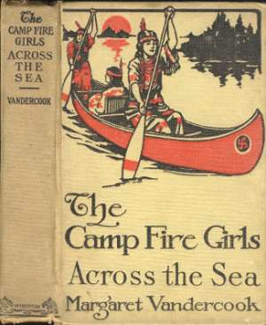 The Camp Fire Girls Across the Seas