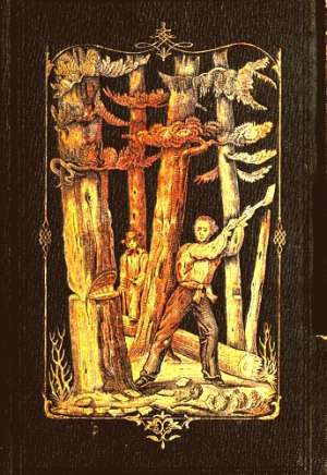 Forest Life and Forest Trees: comprising winter camp-life among the loggers, and wild-wood adventure. with Descriptions of lumbering operations on the various rivers of Maine and New Brunswick