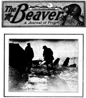 The Beaver, Vol. I, No. 4, January 1921