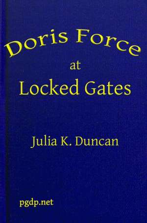 Doris Force at Locked Gates Or Saving a Mysterious Fortune