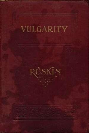 Of Vulgarity