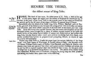 Chronicles of England, Scotland and Ireland (2 of 6): England (8 of 12)