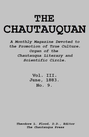 The Chautauquan, Vol. III, June 1883