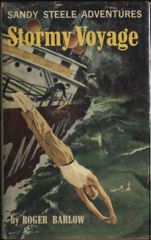 Stormy Voyage Sandy Steele Adventures #3