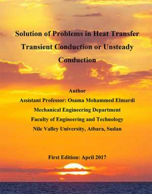 Solution of Problems in Heat Transfer